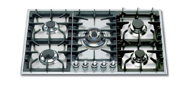 כיריים גז 5 להבות - לה קוצ'ינה - La Cucina