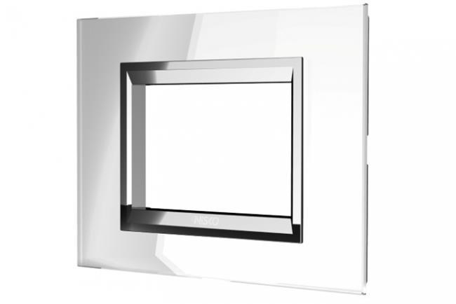מסגרת זכוכית במראה מודרני - ניסקו NISKO