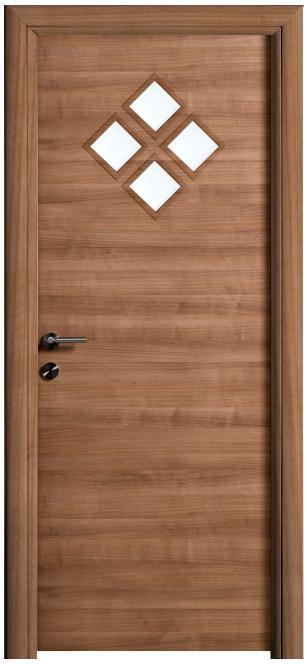 דלת פנים עם 4 צוהרים - דלתות חמדיה