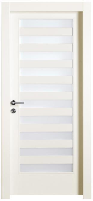 דלת שמנת בעיצוב מיוחד - דלתות חמדיה