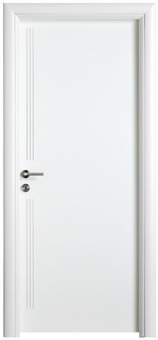 דלת פסי אלומיניום - דלתות חמדיה
