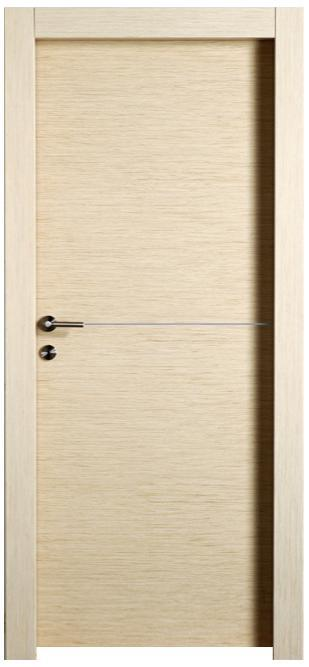 דלת פנים בהירה - דלתות חמדיה
