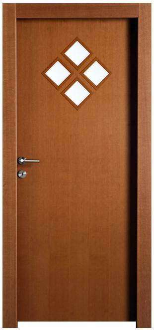 דלת פורניר עץ - דלתות חמדיה