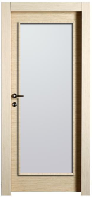 דלת לבית עם צוהר גדול - דלתות חמדיה