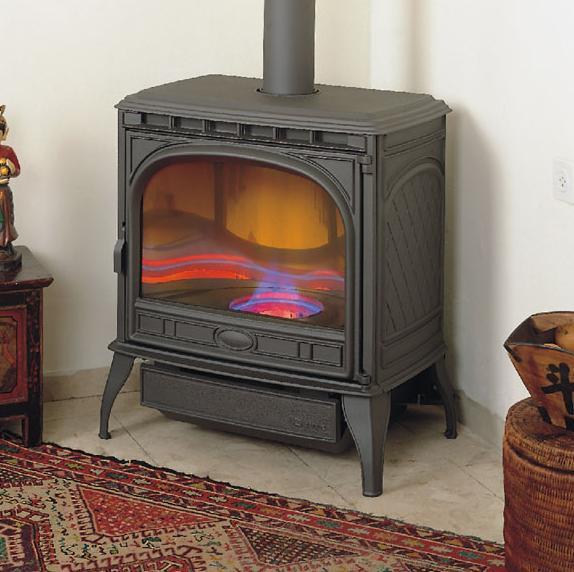 """תנור ביתי יצוק - אורטל פתרונות חימום בע""""מ"""