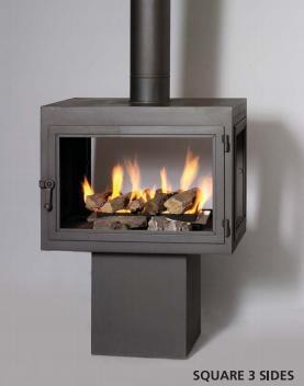 """תנור גז מרובע - אורטל פתרונות חימום בע""""מ"""