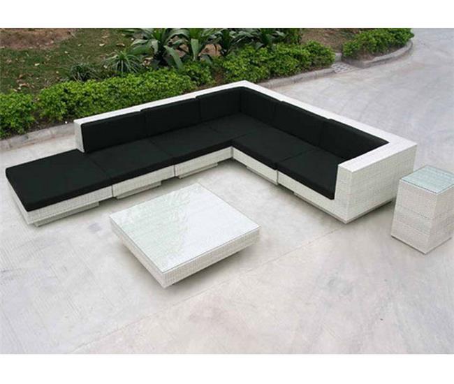 מערכת ישיבה שחור-לבן - היבואנים