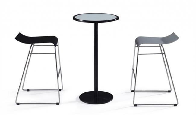 שולחן בר עשוי אלומיניום - היבואנים