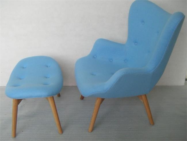 כורסא כחולה - היבואנים