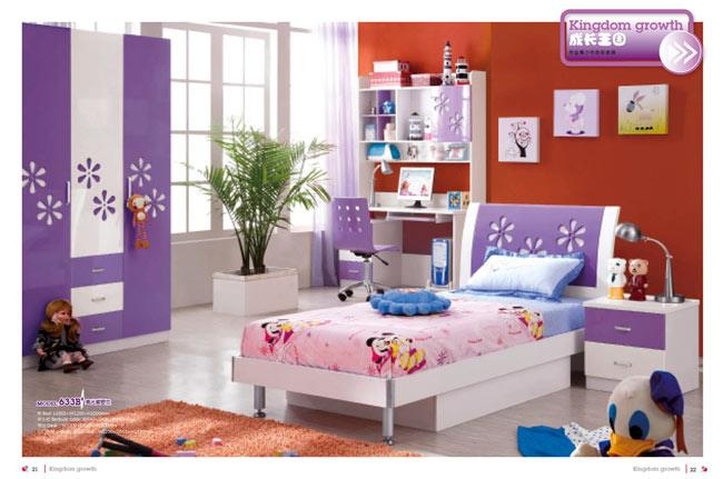 חדר ילדים פרחים - היבואנים