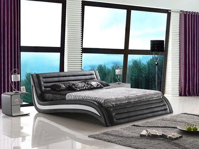 מיטה שחור לבן - היבואנים