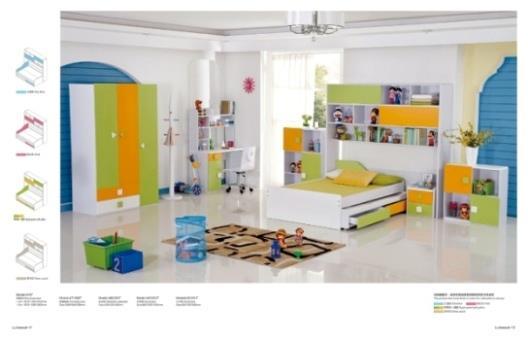 מיטה לחדרי ילדים - היבואנים