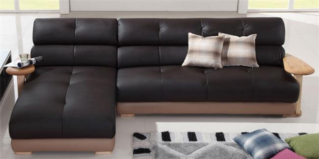 ספה חומה לסלון - היבואנים