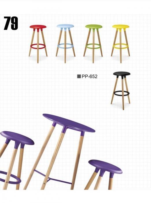 כסא בר PP652 - היבואנים