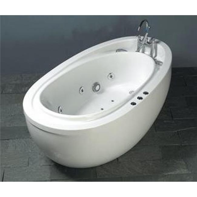 אמבטיה מונחת D-8180 - היבואנים
