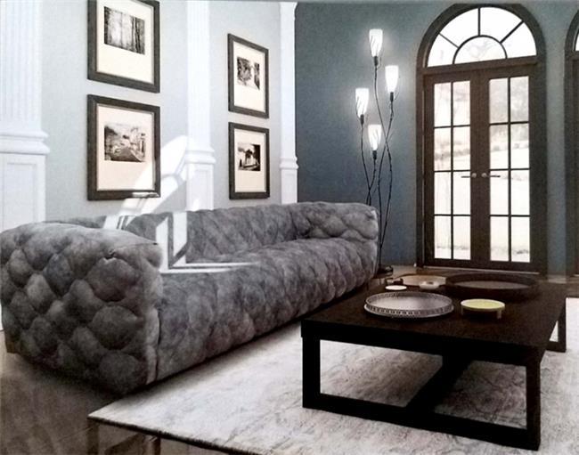 ספה בעיצוב ייחודי - היבואנים
