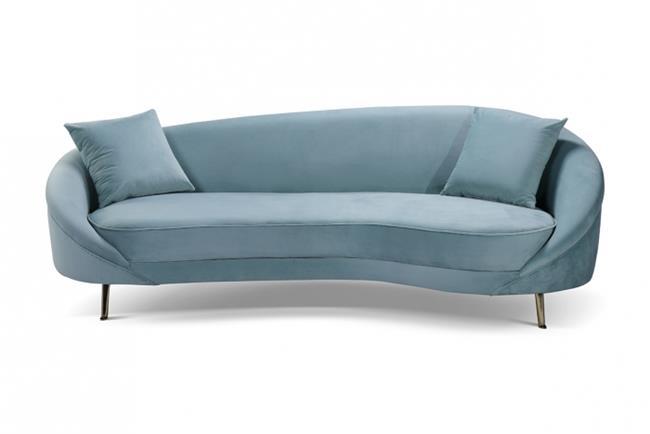 ספה גדולה בעיצוב ייחודי - היבואנים