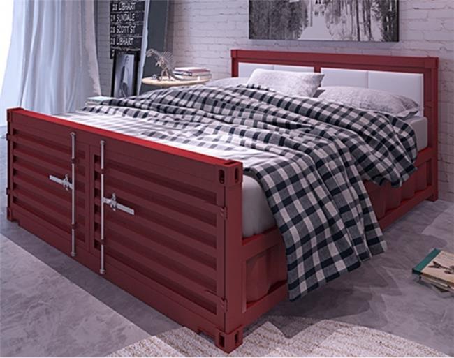 מיטה המעוצבת כארגז - היבואנים