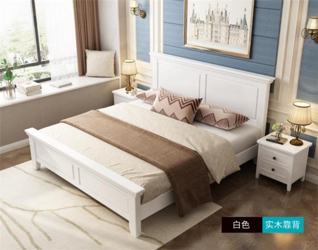 מיטה זוגית קלאסית - 618 - היבואנים