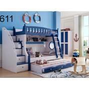מיטת ילדים דגם 611  - היבואנים