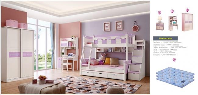 חדר ילדים קומותיים 912 - היבואנים
