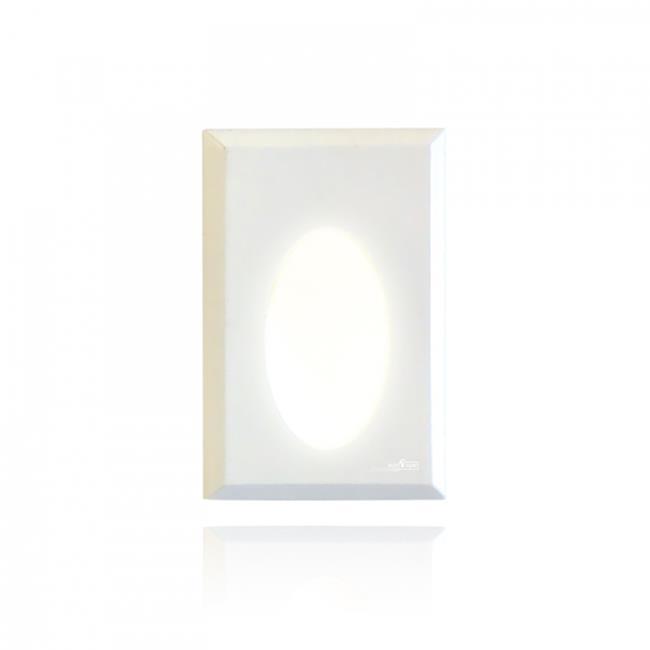 תאורה שקועת קיר - שקע ותקע
