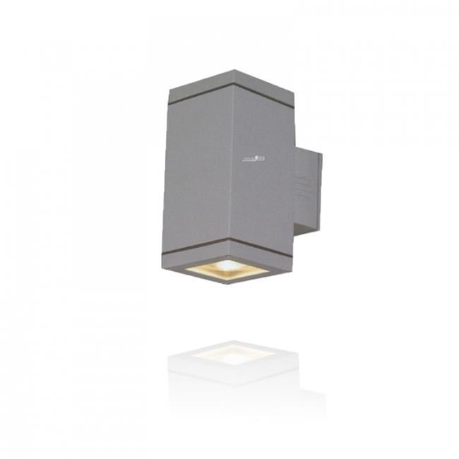 מנורת קיר מוגנת מים - שקע ותקע