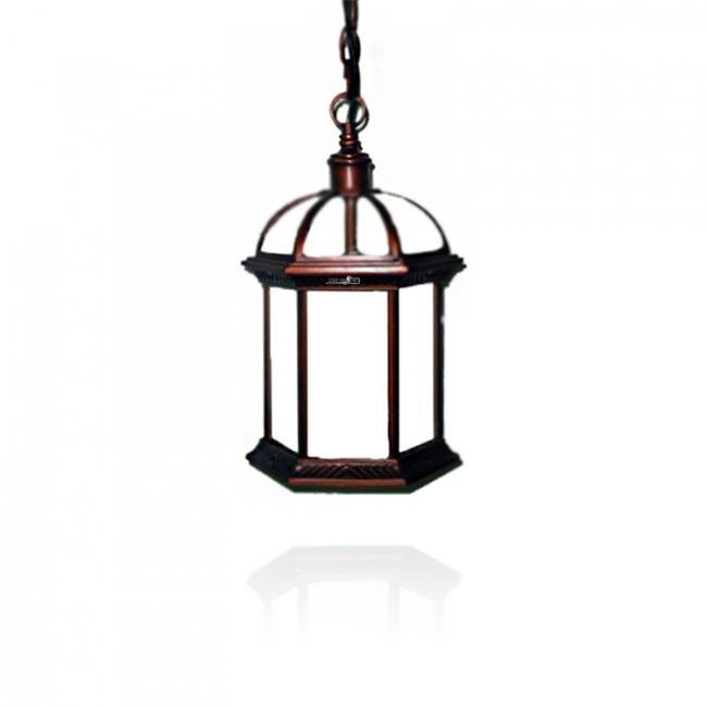 מנורה תלויה לתקרה - שקע ותקע