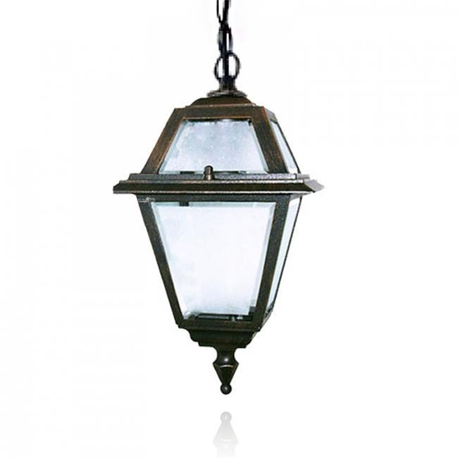 מנורת תליה מרשימה - שקע ותקע
