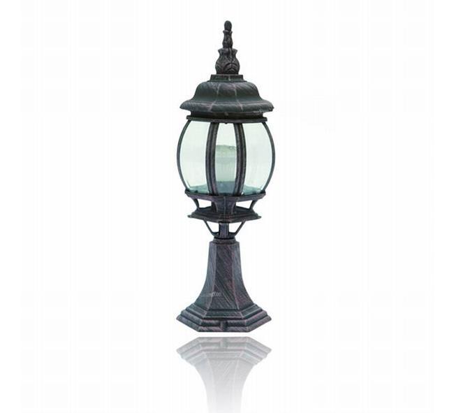 מנורת תליה עתיקה - שקע ותקע