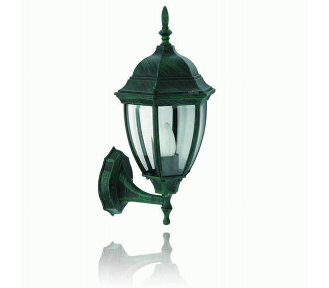 מנורת קיר גארדן - שקע ותקע