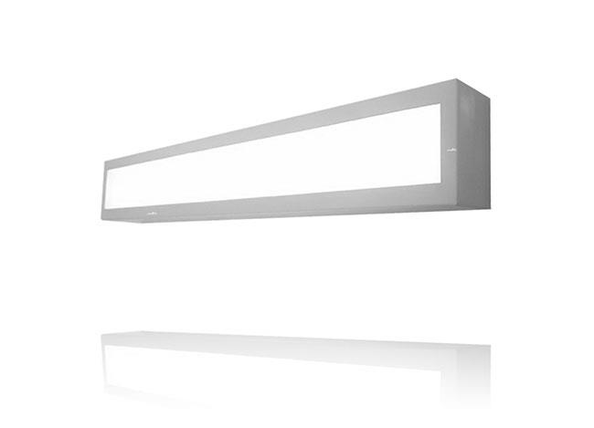 תאורת קיר ייחודית - שקע ותקע