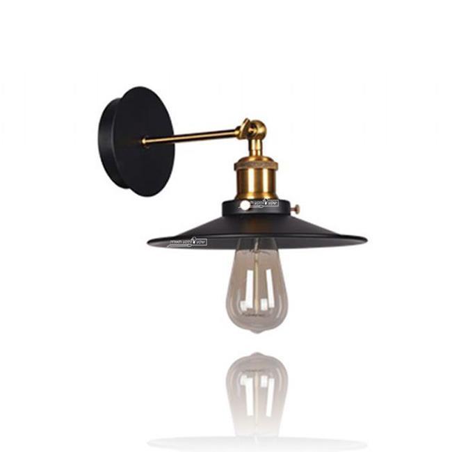 מנורת וינטאז' - שקע ותקע