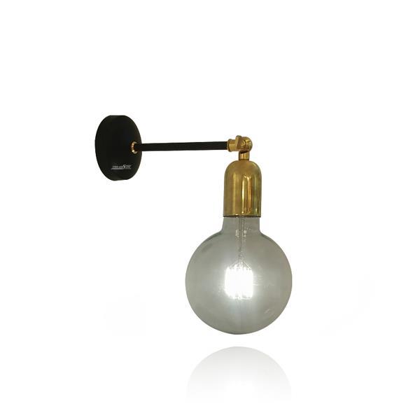 מנורת קיר סייפן - שקע ותקע