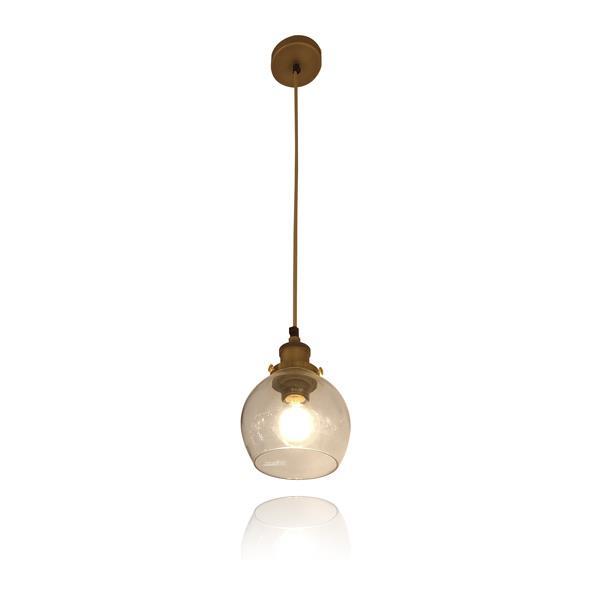 מנורת כדור זכוכית AM713 - שקע ותקע