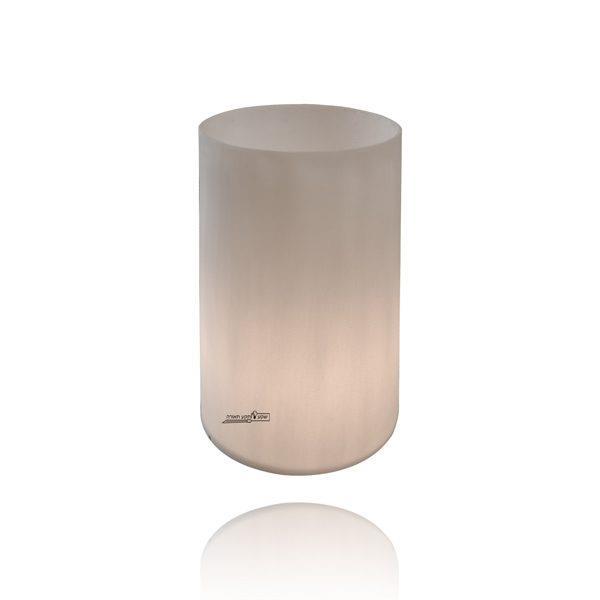 מנורת שולחן האנוי צילינדר גדול - שקע ותקע