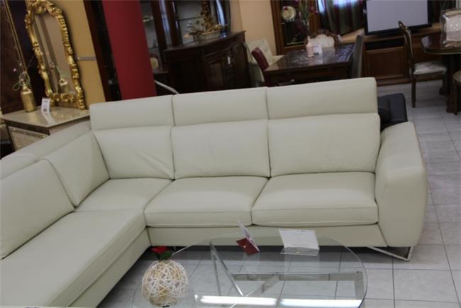 מערכת ישיבה בצבע לבן - רהיטי מוביליה