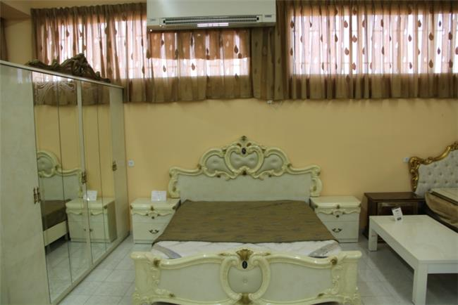מיטה זוגית בעיצוב מיוחד - רהיטי מוביליה