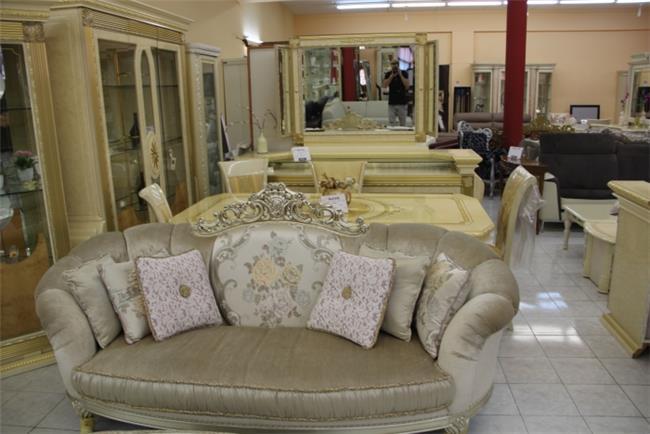 ספת קטיפה מעוצבת - רהיטי מוביליה