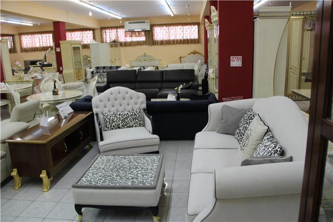מערכת ישיבה+שולחן סלון - רהיטי מוביליה