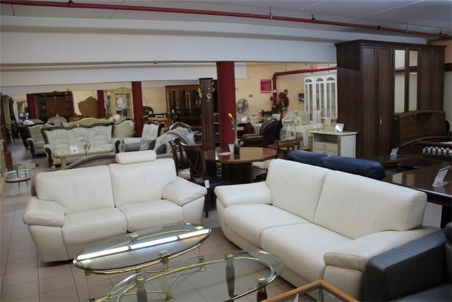 מערכת ישיבה מעור - רהיטי מוביליה
