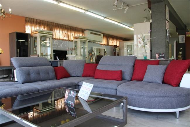 ספה בעיצוב מיוחד - רהיטי מוביליה