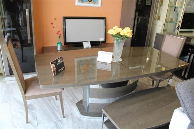 שולחן אוכל - רהיטי מוביליה