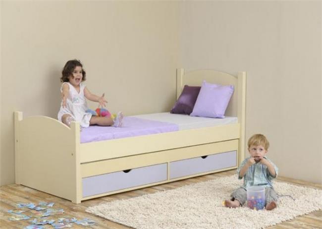 מיטת ילדים מעוצבת גל - HouseIn - עודפים