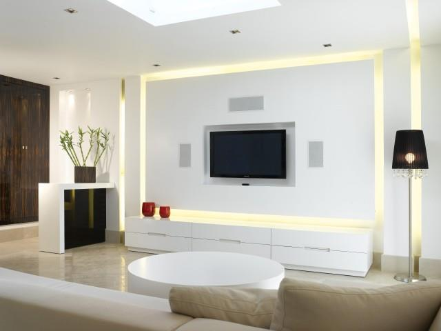 שידה לטלויזיה - מטאליקה - רהיטי יוקרה