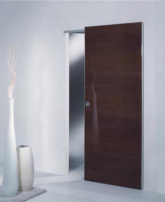 דלת הזזה לפנים הבית - דקור - DECOR