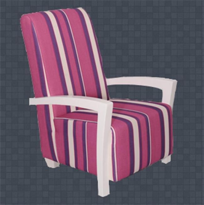 כורסא צבעונית - נושה עיצובים