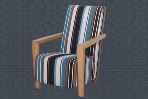 כורסאות צבעוניות - נושה עיצובים