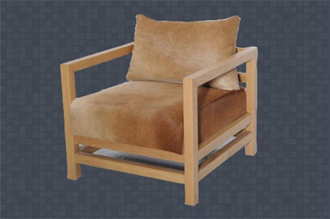 כורסא חומה - נושה עיצובים