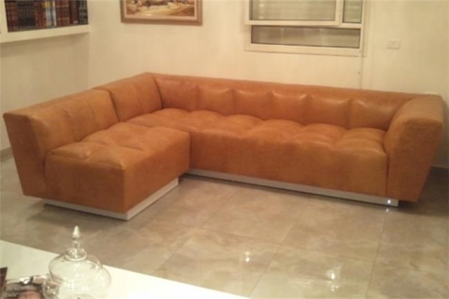 ספה פינתית מעוצבת - נושה עיצובים